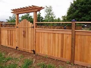 Wooden Gates: Gates Wooden