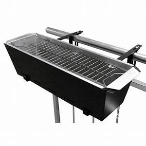 Griller Für Balkon : my balconia grill bruce rechteckig balkon barbecue bbq grill grillen balkongrill ebay ~ Whattoseeinmadrid.com Haus und Dekorationen