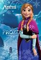 Anna Poster - Frozen Fan Art (33492103) - Fanpop