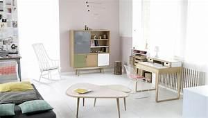 Table Salon Scandinave : table design table basse large red edition red edition ~ Teatrodelosmanantiales.com Idées de Décoration