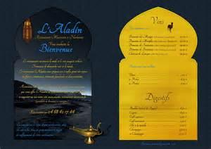 menu cuisine marocaine restaurant l 39 aladin spécialités marocaines à narbonne