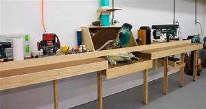 Wood Project Ideas: Woodworking plans table saw station