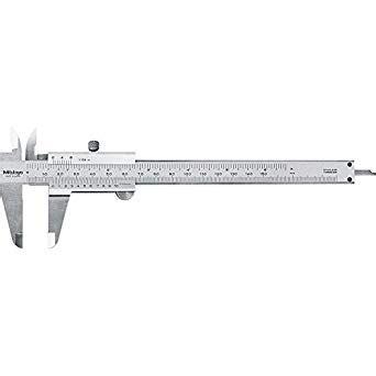 mitutoyo 530 series vernier caliper stainless steel inch metric for depth inside outside step