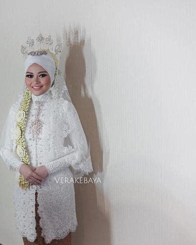 gaya hijab  aneh   tips  inspirasi gaun pengantin adat jawa muslim