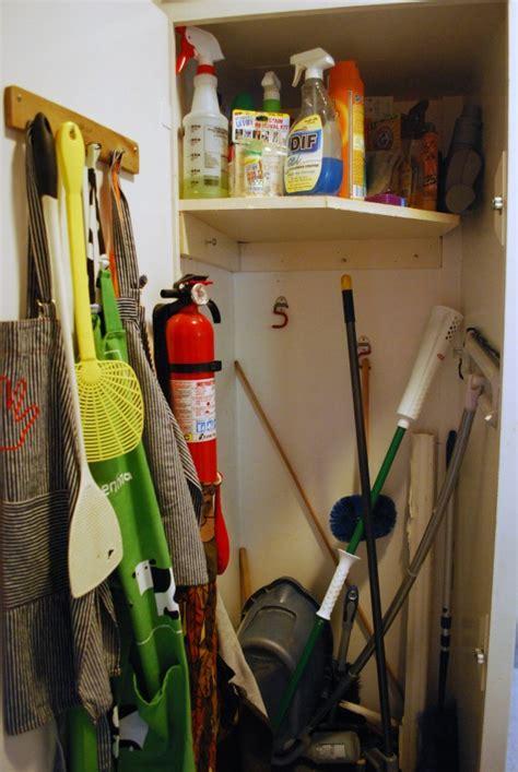 day 16 the broom closet