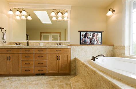 bathroom tv ideas bathroom tv ideas television ideas for the bathroom nexus 21