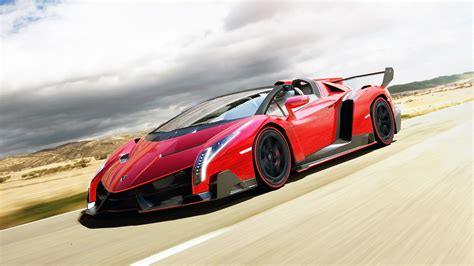 2014 Lamborghini Veneno Roadster Wallpapers