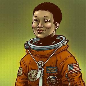 Phillip Bond's Female Astronauts | The Mary Sue
