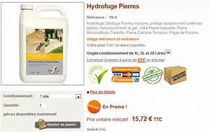 Hydrofuge Pour Pierre : protection terrasse conseils et vente d 39 hydrofuge blog ~ Zukunftsfamilie.com Idées de Décoration