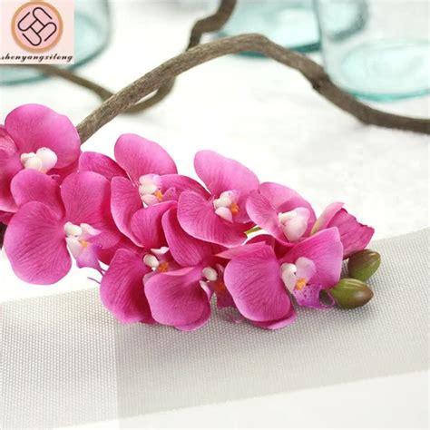 discount product custom silk wedding flowers butterfly