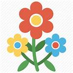 Flower Icon Flowers Colorful Breath Generic Icons