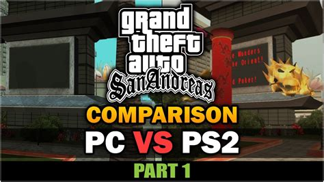Ps2 Vs Pc [part 1] [comparison]