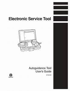 New Holland Electronic Service Tool Manual