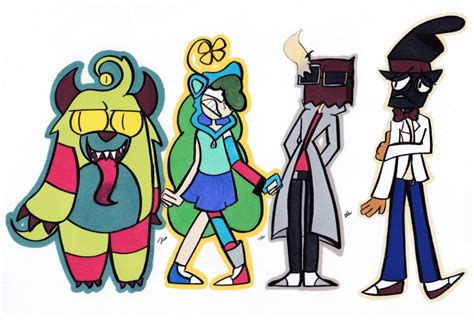 Villainous Character Swaps! (au) By Harmonyparty On Deviantart