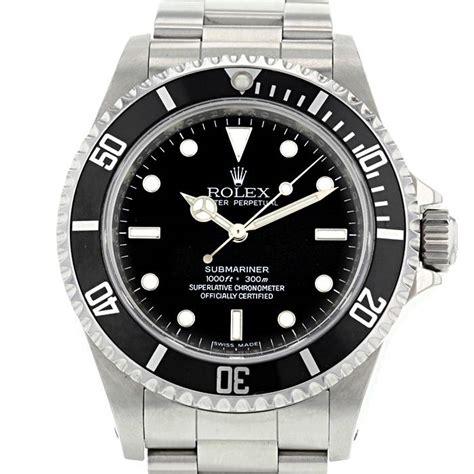 Rolex Submariner Wrist Watch 323677   Collector Square