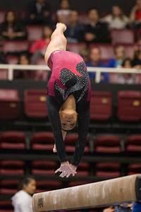 Women's gymnastics doing it big to seek a NCAA berth ...