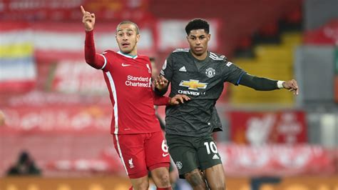 Liverpool vs. Manchester United player ratings: Thiago ...