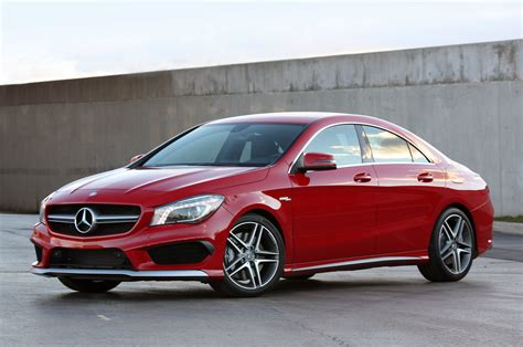 mercedes benz cla amg review photo gallery autoblog