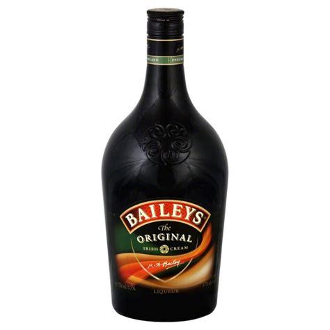 Over 2,000 glasses are enjoyed every minute around the globe. Baileys Original Irish Cream Liqueur from Spec's - Instacart