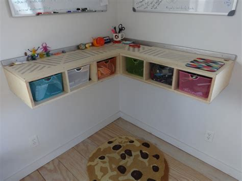 how to make a wall mounted desk how to build a wall mounted stand up desk diydork com