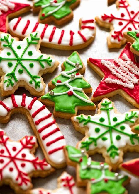 Find images of christmas cookies. Christmas Cookies! (Vanilla Biscuits/Sugar Cookies ...