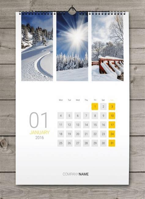 Best Wall Calendar Design  Aztec Online