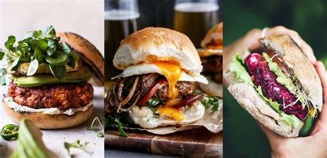 hamburguesas caseras  recetas  todos los gustos