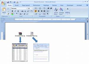 embedded objects in e discovery With documents definition computer