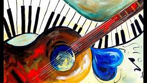 Music Paintings Canvas