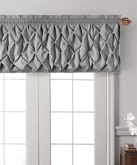 Gray Valance by Gray Valance Cornices Valances