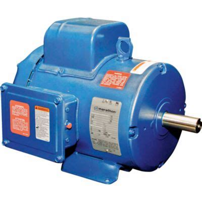 Electric Motor Supply by Marathon Electric Farm Duty Shop Motor 3 Hp At Tractor