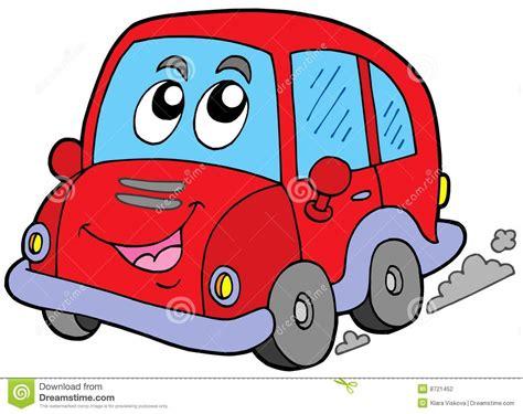 Cartoon Car Vector Illustration
