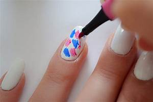 Amazoncom nail art nails beauty sharpie nail art over gel for What kind of paint to use on kitchen cabinets for christmas glitter stickers