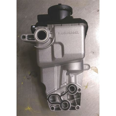 genuine volvo oil filter housing