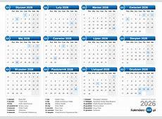 Kalendarz 2026