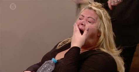 celebrity big brother viewers disgusted by gemma collins