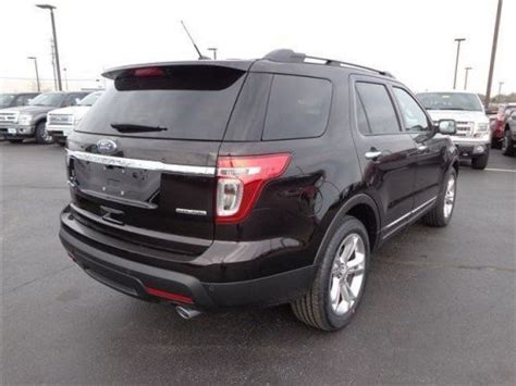 Sell New 2014 Ford Explorer Limited In 600 Ohio Pike