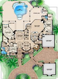 pool house plans with bedroom house plan 60484 at familyhomeplans