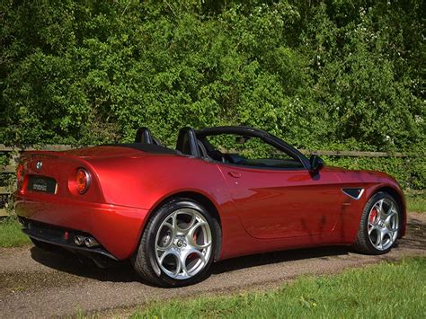 Alfa Romeo 8c Spider  Spencer & Scott