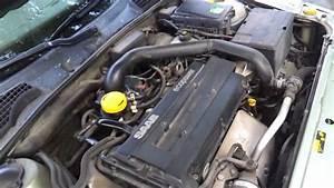 Saab 9-5 2 3t Engine Running