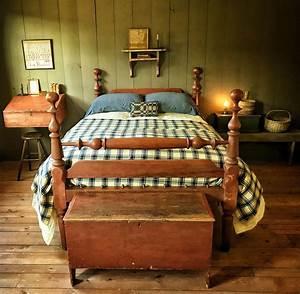 Early, Rope, Bed, Ud83c, Udf3b, Primitivedecor