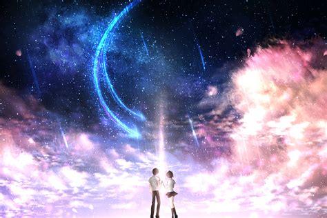 Anime Galaxy Wallpaper - 670 kimi no na wa hd wallpapers backgrounds wallpaper