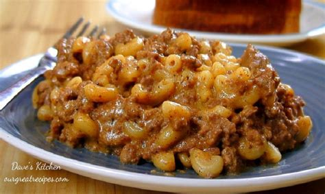 How To Make Homemade Hamburger Helper