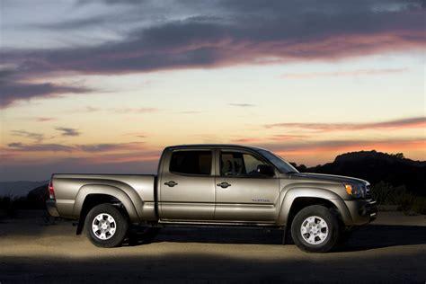 2010 Toyota Tacoma News And Information Conceptcarzcom