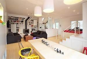 Deco Piece A Vivre Avec Cuisine Ouverte : d co decoration de maisons modernes saint denis 3627 ~ Premium-room.com Idées de Décoration