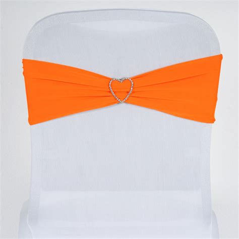 20 pcs new spandex chair sashes for wedding