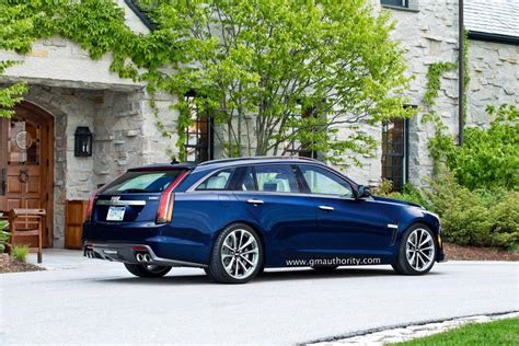 2017 Cadillac Cts-v Sport Wagon Rendered