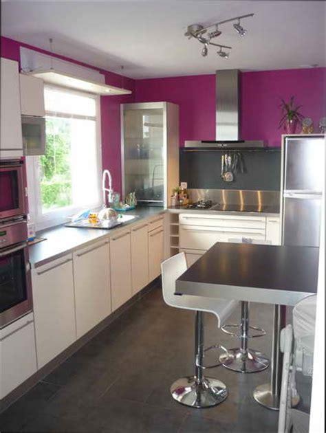 rpc couleur mur cuisine avec meuble bois rpclefilm