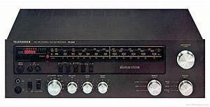 Telefunken Tr 350 - Manual - Am  Fm Stereo Receiver