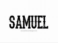 Desenhos de Tatuagem com o Nome Samuel